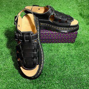 Dr. Martens 8092 ARC Fisherman Sandals 10 NEW